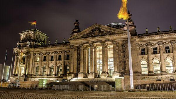 Reichstag en Berlin - Sputnik Mundo
