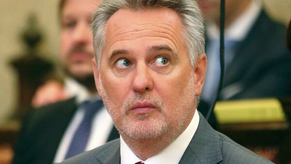 Dmitri Firtash, oligarca ucraniano - Sputnik Mundo