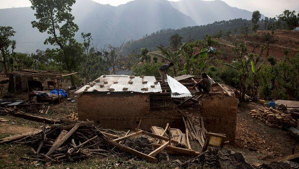 Situación en Nepal - Sputnik Mundo