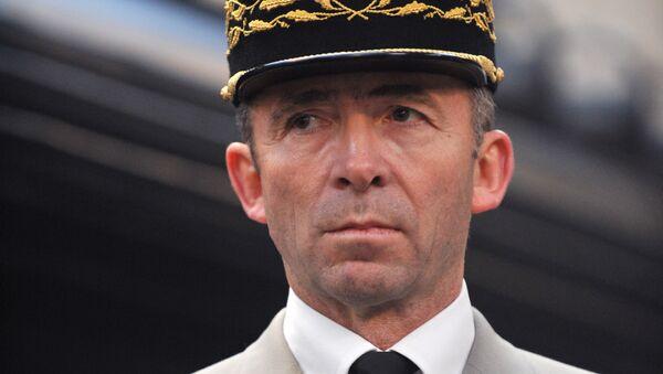 Director del servicio de inteligencia militar de Francia, general Christophe Gomart - Sputnik Mundo