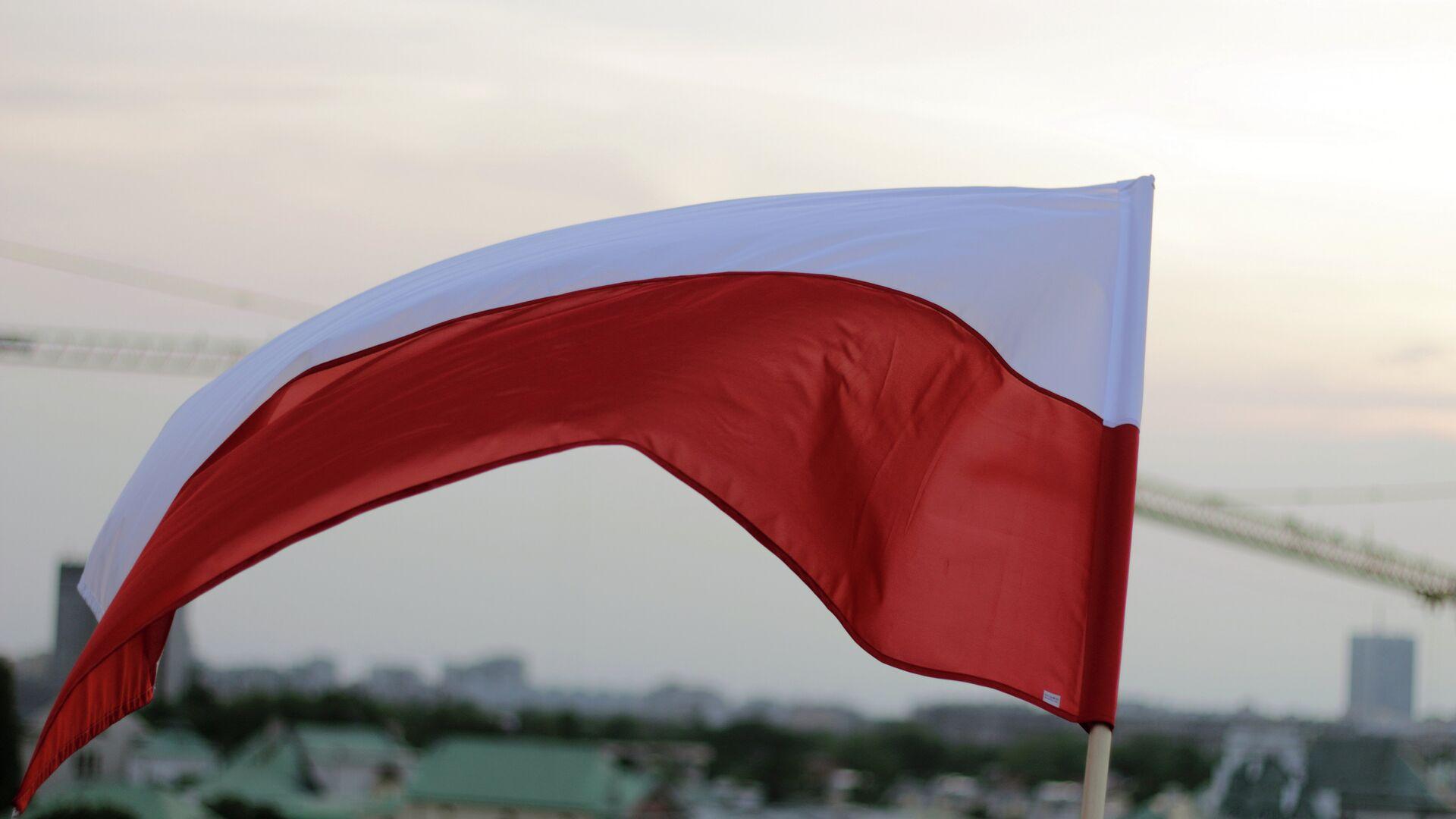 Bandera de Polonia - Sputnik Mundo, 1920, 11.10.2021