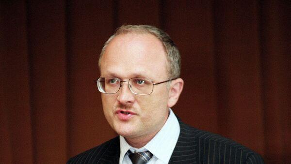 Oleg Nazárov - Sputnik Mundo