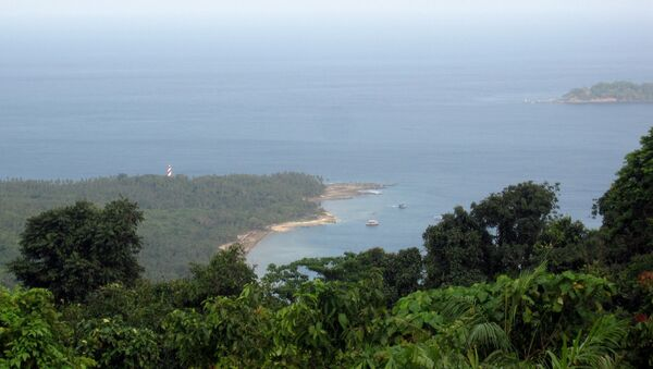 Islas de Andamán - Sputnik Mundo