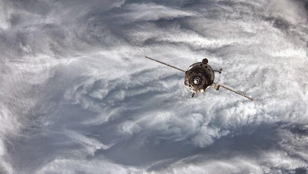 Carguero espacial Progress (archivo) - Sputnik Mundo
