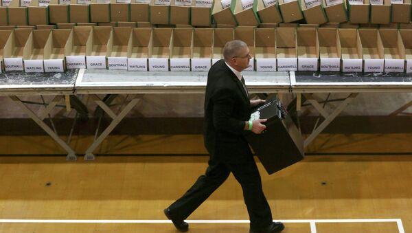 Elecciones en el Reino Unido - Sputnik Mundo