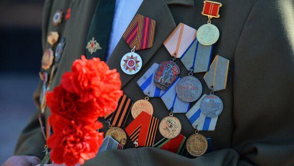 Veteran ruso (archivo) - Sputnik Mundo