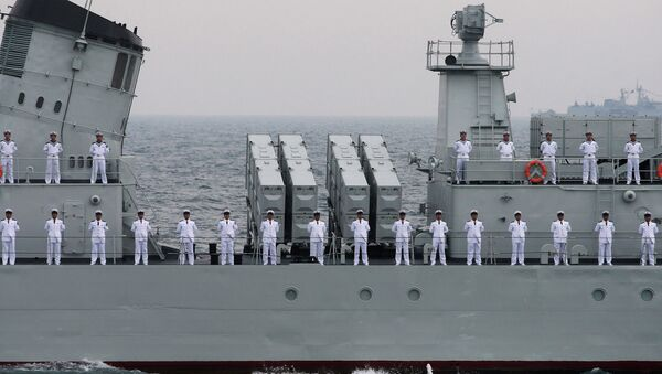 Fuerza Naval de China - Sputnik Mundo