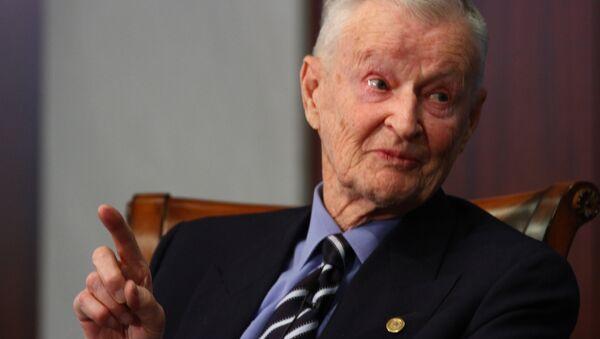 Zbigniew Brzezinski - Sputnik Mundo