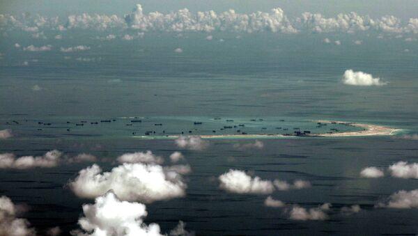 Islas Spratly en el mar de China Meridional - Sputnik Mundo