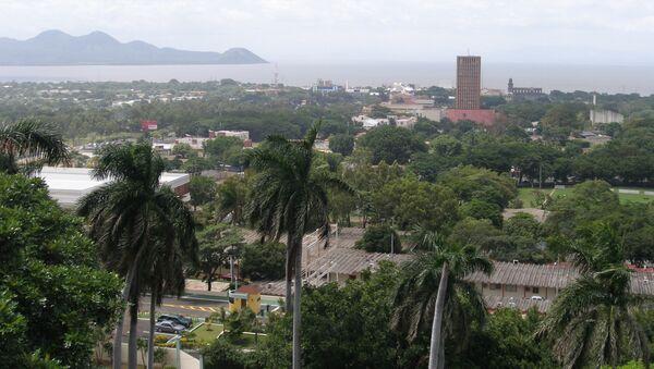 Managua, la capital de Nicaragua - Sputnik Mundo