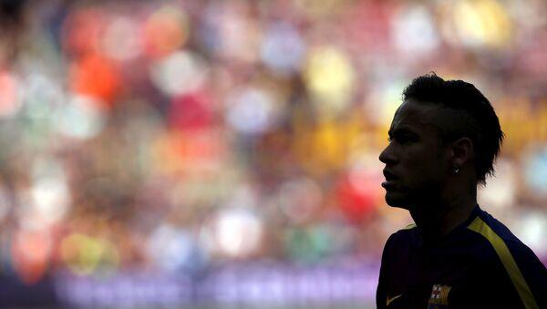 Neymar - Sputnik Mundo