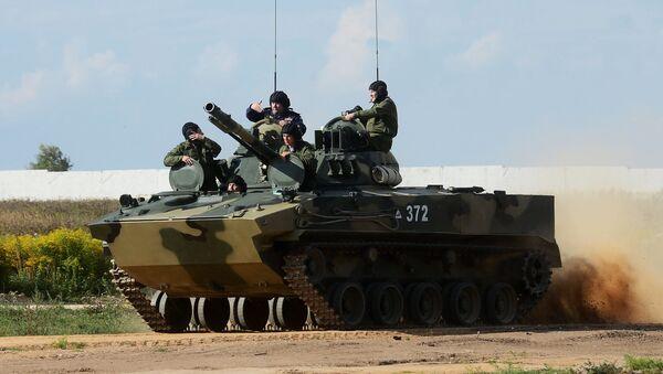 Vehículo de combate BMD-4M - Sputnik Mundo