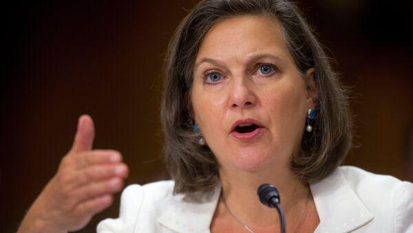 Victoria Nuland, asistente del secretario de Estado de EEUU - Sputnik Mundo