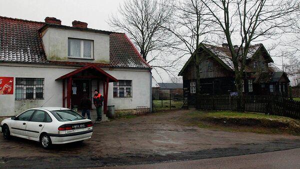Pueblo Stare Kiejkuty cerca de la base militar que alberga la escuela de CIA de Polonia - Sputnik Mundo