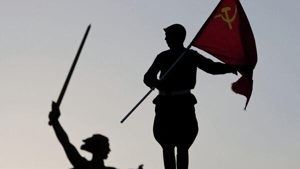 Bandera de la URSS - Sputnik Mundo