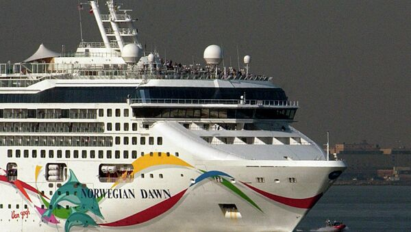 Crucero Norwegian Dawn - Sputnik Mundo