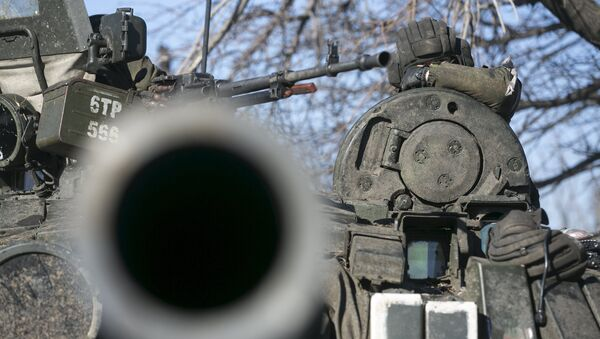 Milicias del este de Ucrania (Archive) - Sputnik Mundo