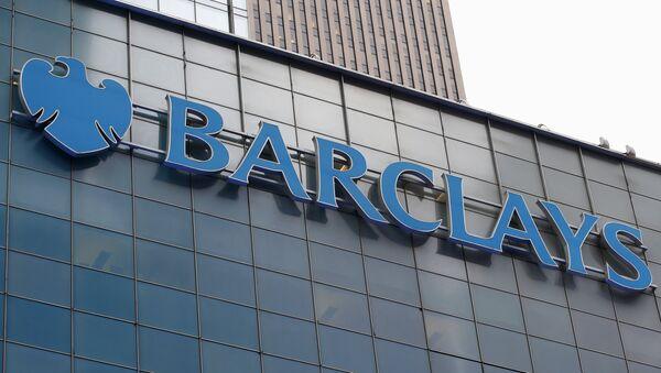 Banco Barclays - Sputnik Mundo