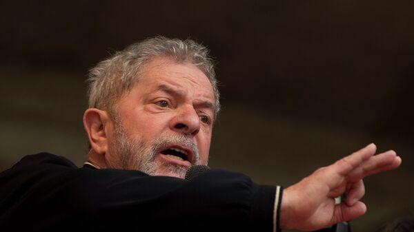 Luiz Inácio Lula da Silva, expresidente de Brasil - Sputnik Mundo