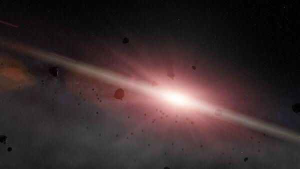 Los asteroides son el mayor peligro para la humanidad, advierte célebre cosmonauta - Sputnik Mundo