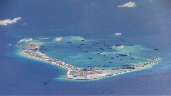 Expertos vaticinan un conflicto bélico entre Estados Unidos y China - Sputnik Mundo