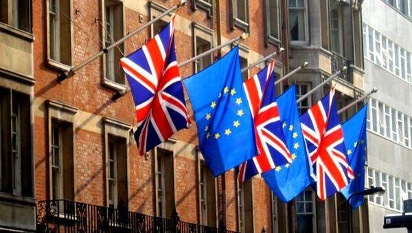 LA UE llega a un acuerdo con Londres en la cumbre de Bruselas - presidenta de Lituania - Sputnik Mundo