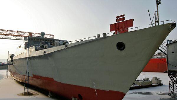 Fragata de clase Guepard 3.9 (proyecto 11661) - Sputnik Mundo