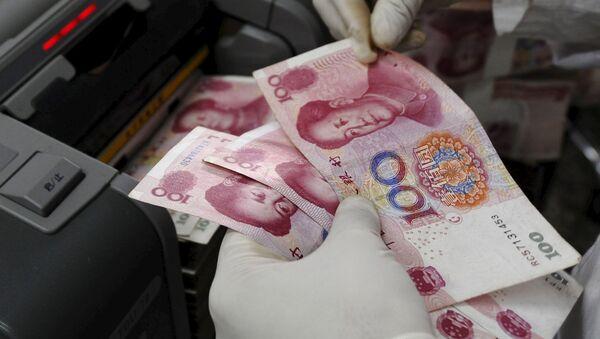Yuan chino - Sputnik Mundo