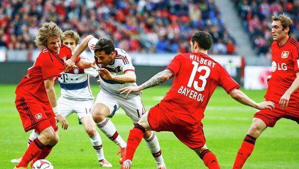 Alemania es el país con el mayor índice de desarrollo del fútbol - Sputnik Mundo