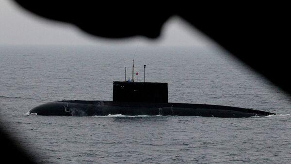 Submarino de la clase Varshavianka - Sputnik Mundo
