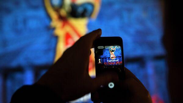 Las detenciones de cargos de la FIFA no tienen relación con el mundial en Rusia - Sputnik Mundo