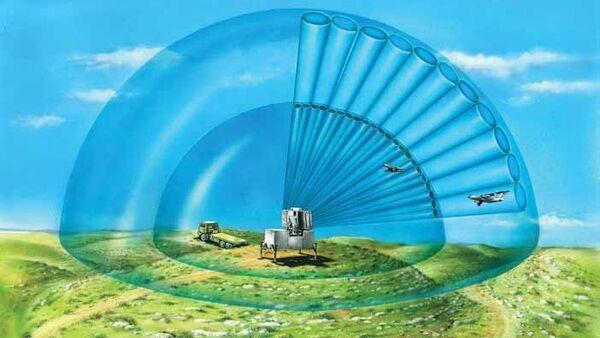 Radar ELM-2288 AD-STAR - Sputnik Mundo