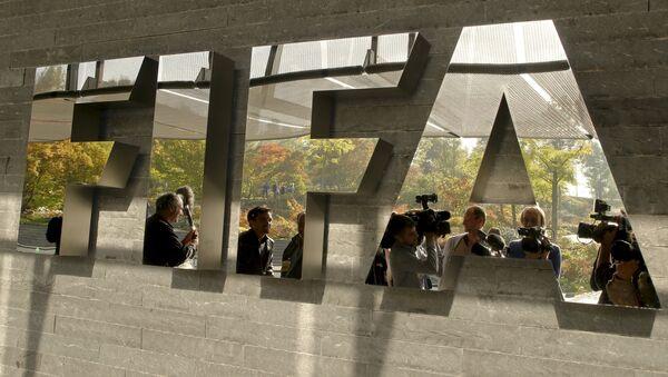 Logo de la FIFA - Sputnik Mundo