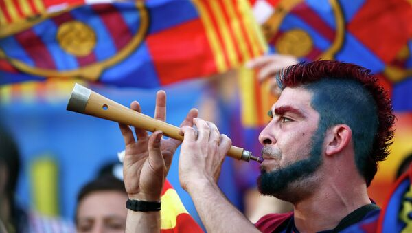 Francia podría dejar al Barça jugar en su liga si Cataluña se independiza - Sputnik Mundo
