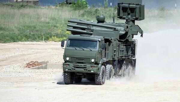 Sistema antiaéreo Pantsir-S - Sputnik Mundo