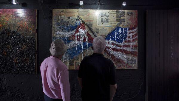 12ª Bienal de Artes Plásticas de La Habana - Sputnik Mundo