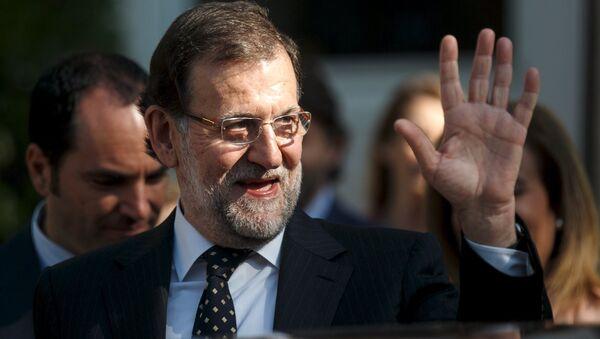 Mariano Rajoy, presidente del Gobierno de España el 2 de junio, 2015. - Sputnik Mundo