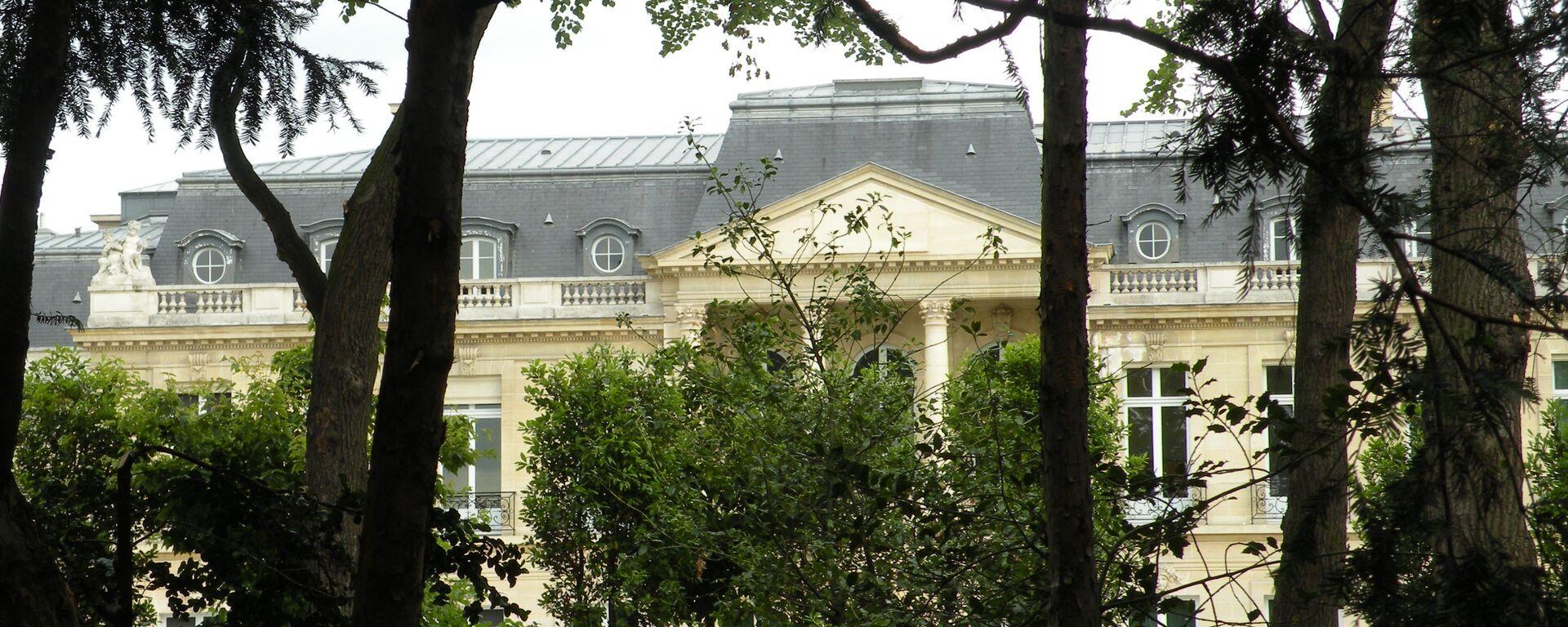 Sede de la Organización para la Cooperación y el Desarrollo Económico (OCDE) - Sputnik Mundo, 1920, 06.08.2021