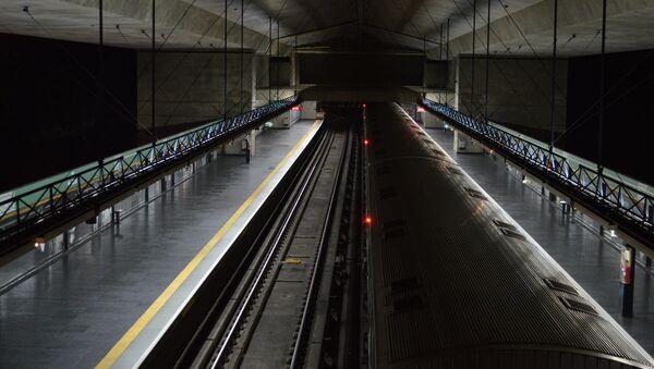 Metro de São Paulo - Sputnik Mundo