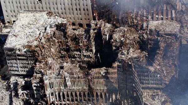 Atentados del 11 de septiembre de 2001 - Sputnik Mundo