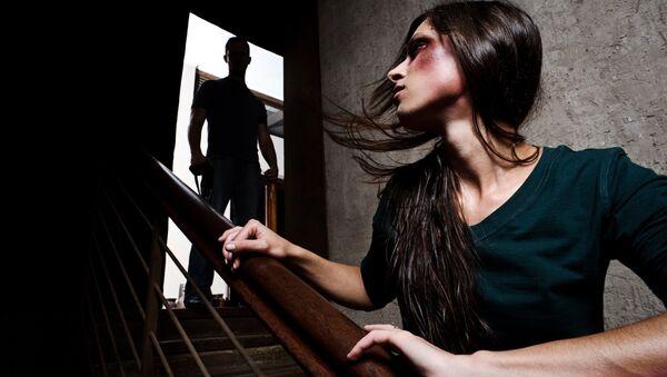 Violencia de hogar - Sputnik Mundo