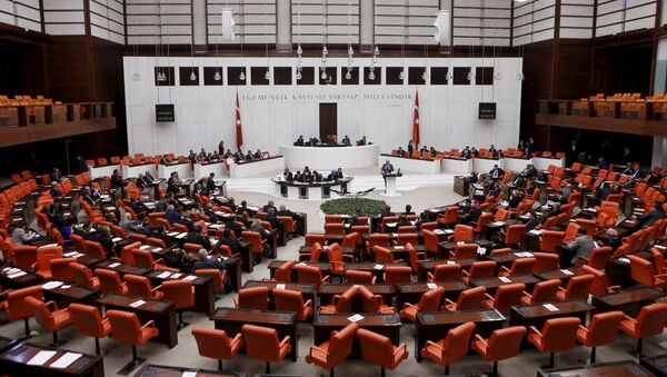 El Parlamento turco da luz verde al nuevo Gobierno - Sputnik Mundo