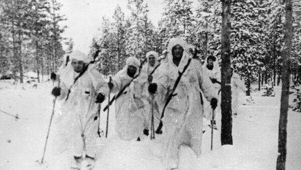 Guerra de Invierno entre la URSS y Finlandia - Sputnik Mundo