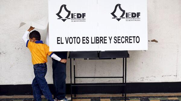 Tres presidenciables mexicanos para el 2018 - Sputnik Mundo