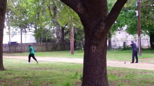 Michael Slager dispara un hombre afroamericano - Sputnik Mundo