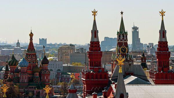 Kremlin de Moscú - Sputnik Mundo
