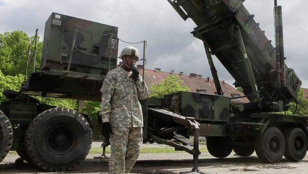 Sistema de misiles estadounidense Patriot en Polonia (archivo) - Sputnik Mundo