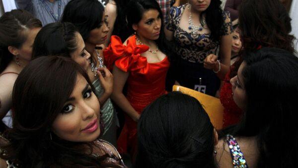 Mujeres mexicanas - Sputnik Mundo