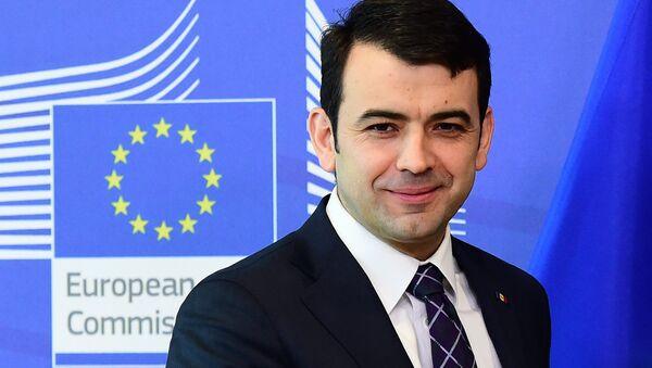 Chiril Gaburichi, primer ministro de Moldavia - Sputnik Mundo