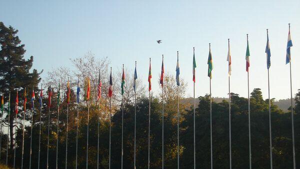 Banderas de la CEPAL - Sputnik Mundo
